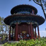 Visits to Jingshan and Beihai Parks